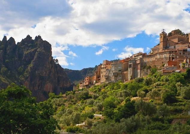 La localidad de Ayna, en Albabete