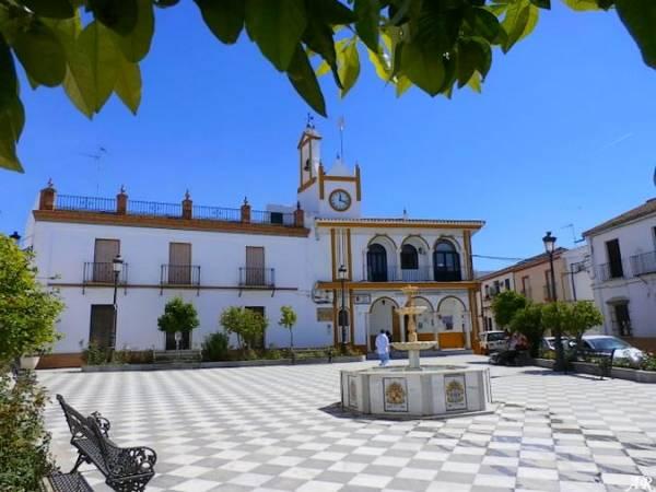 Aznalcázar, un antiguo pueblo sevillano junto a Doñana