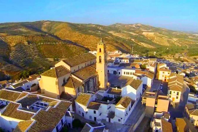 Baena, un bello pueblo blanco de Córdoba