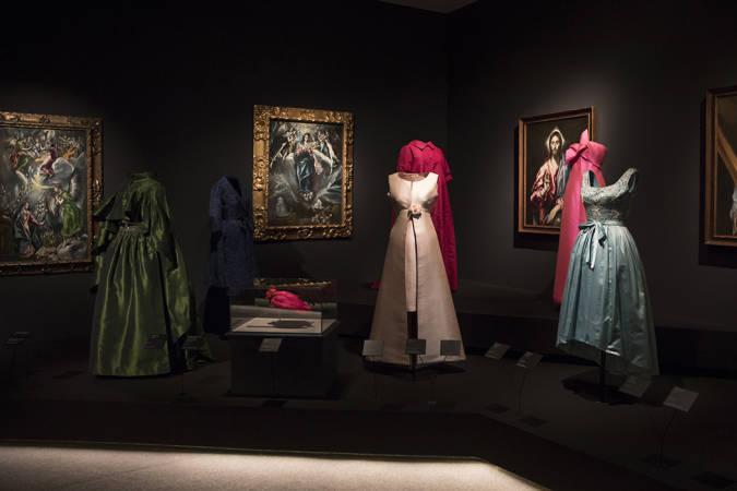 'Balenciaga y la pintura española' en el Museo Nacional Thyssen-Bornemisza
