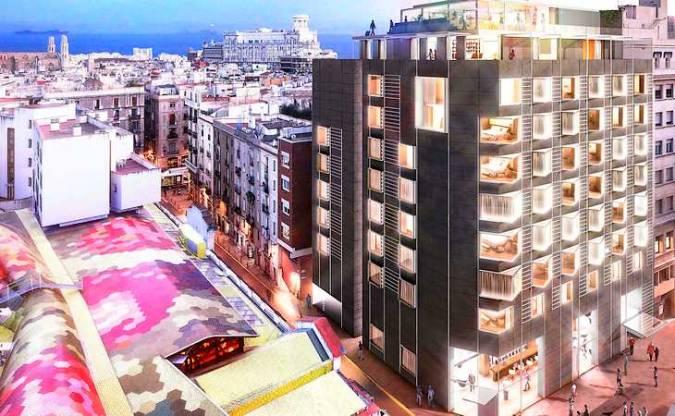 Barcelona Edition, el hotel del que todo el mundo habla