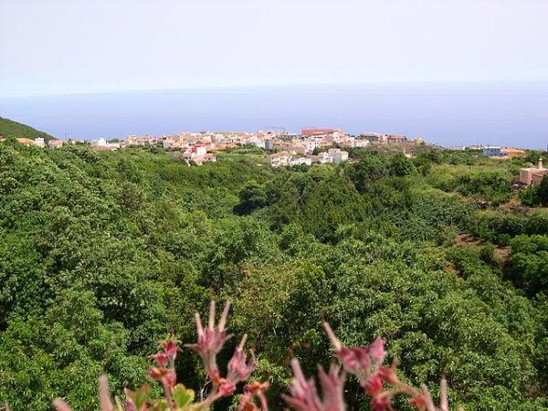 Barlovento, un pequeño paraíso en la isla de La Palma