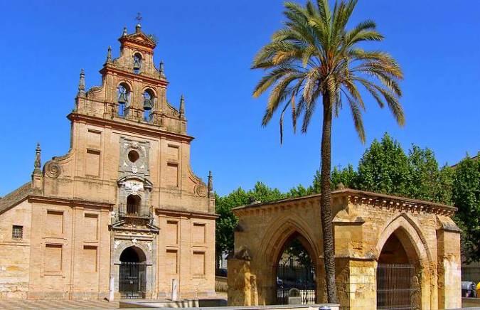 Santuario de la Virgen de la Fuensanta, en Córdoba