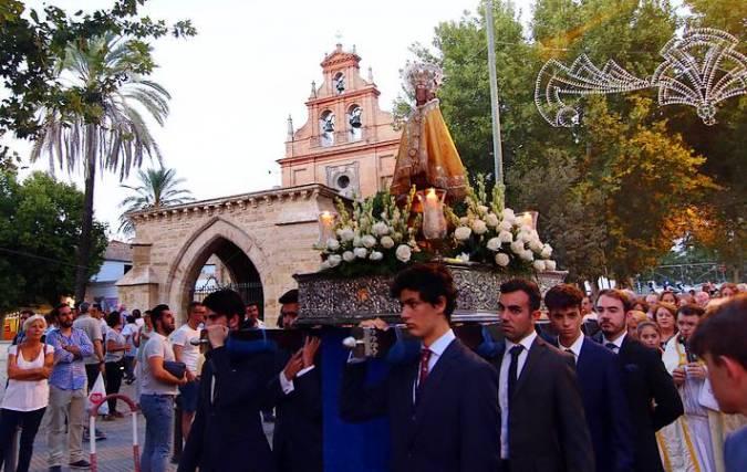 Fiesta de La Velá en el barrio de la Fuensanta, Córdoba