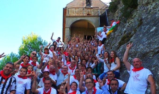 Romería a la Ermita de San Felices, en los Riscos de Bilibio, Haro