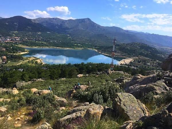 Becerril de la Sierra, en Madrid