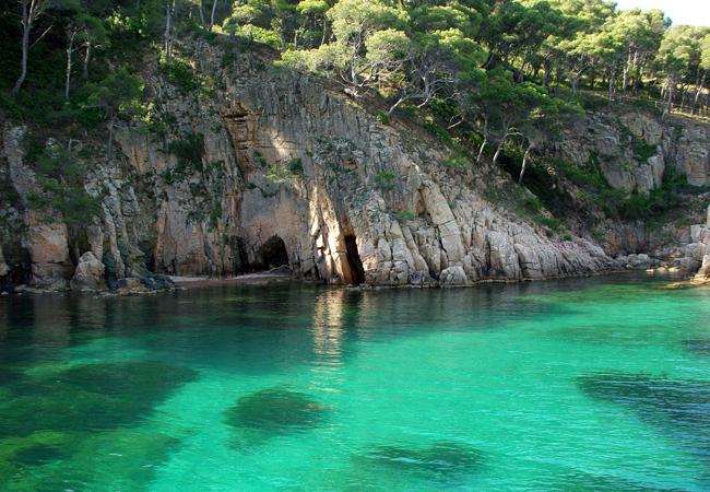 Las playas de Begur