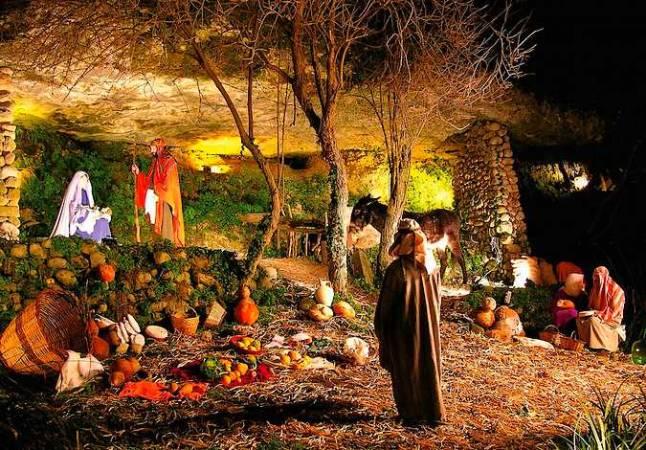 Fotos Esta Navidad Belenes Originales.Los Belenes Mas Curiosos Y Originales De Espana