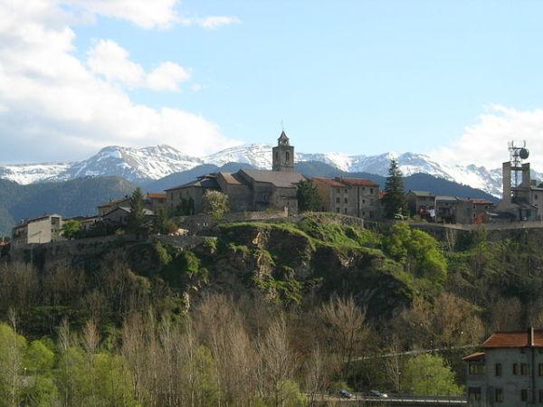 Bellver de Cerdanya, un buen destino invernal en Lleida