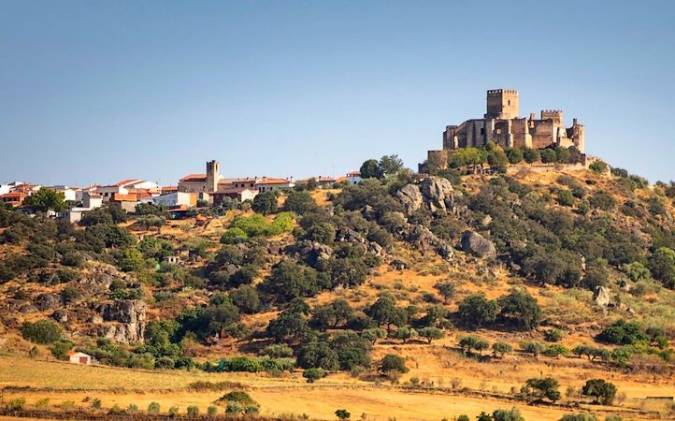 Belvís de Monroy, un buen destino rural en Cáceres
