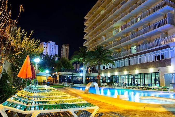 Hotel La Joya, en Benidorm, Alicante