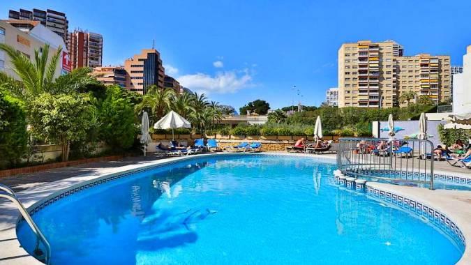 Hotel Prince Park, en Benidorm, Alicante