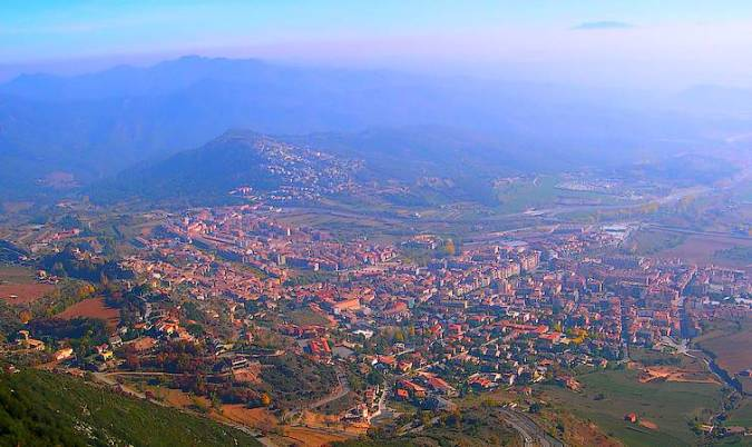 Qué ver y hacer en el pueblo catalán de Berga
