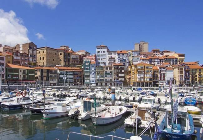 Bermeo: una preciosa villa pesquera en Vizcaya