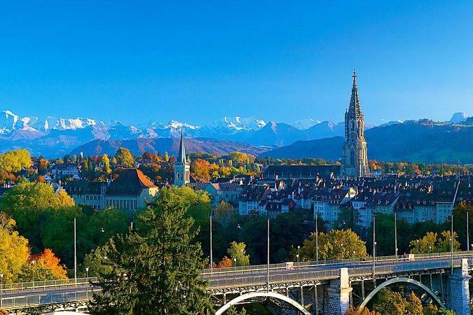 Berna, la ciudad suiza que enamora