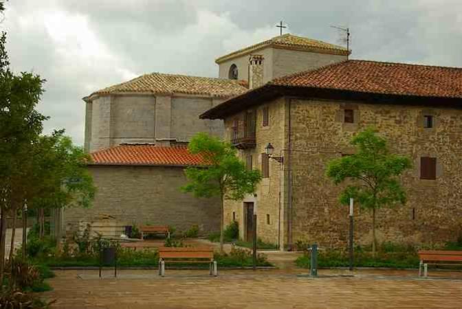 Berriosuso, en Berrioplano, Navarra