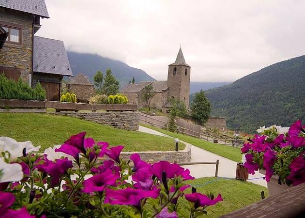 Betlan, pequeña joya románica en Lleida