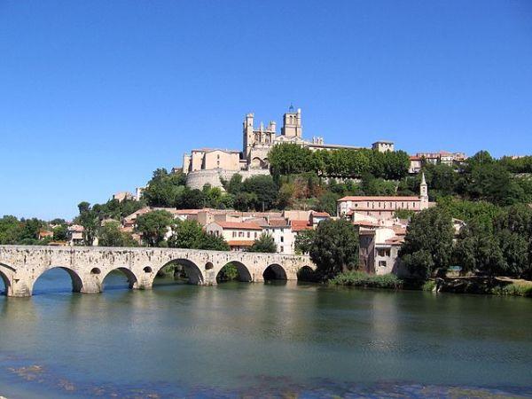 Bézier, visita obligada en la región francesa de Languedoc - Roussillon
