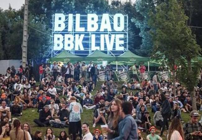 Disfruta del festival de música en Bilbao