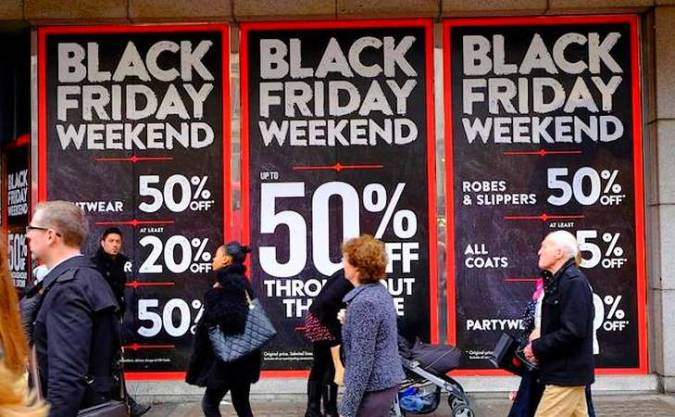 ¿Sabes por qué surgió el Black Friday?