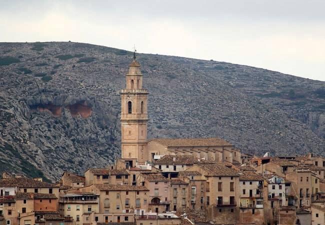 Bocairent, un pueblo excavado en la roca en Valencia