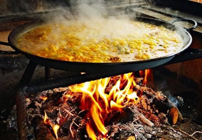Paellas en Bocairent