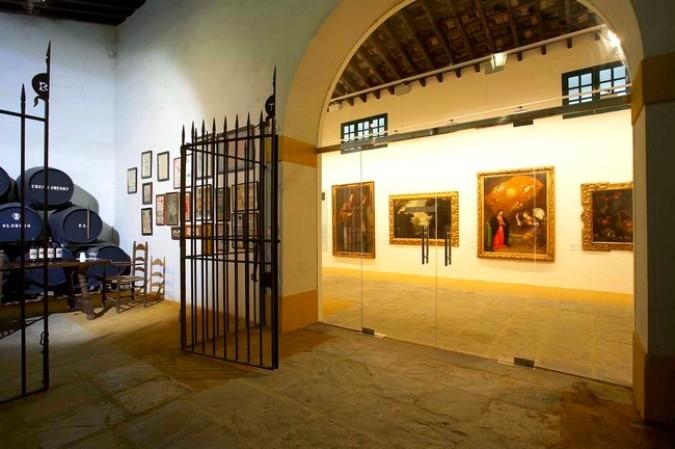 Una bodega-museo en Jerez de la Frontera
