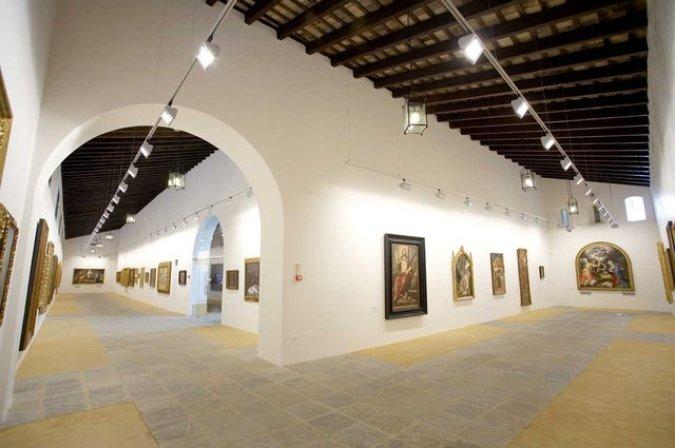 Pinacoteca de Bodegas Tradición, en Jerez de la Frontera