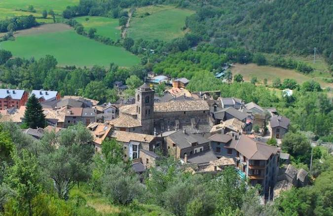 Boltaña, villa con encanto en el Pirineo Aragonés