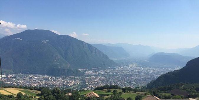 Bolzano, una atractiva localidad de Italia con aires germanos
