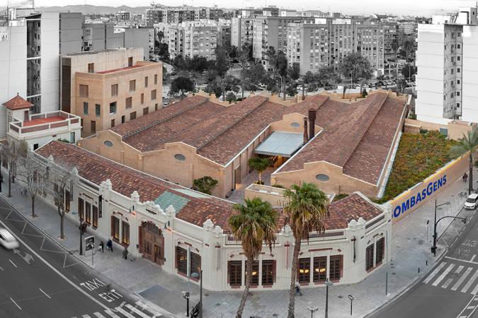 Bombas Gens, un espacio único en Valencia