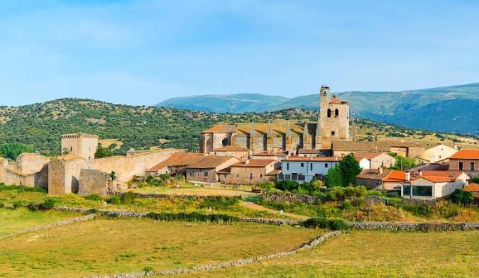 Bonilla de la Sierra, un bonito pueblo de Ávila