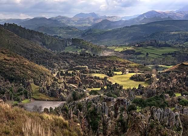 Boo de Guarnizo, entre la costa y el interior de Cantabria