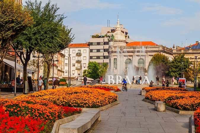 Braga, una histórica villa de Portugal