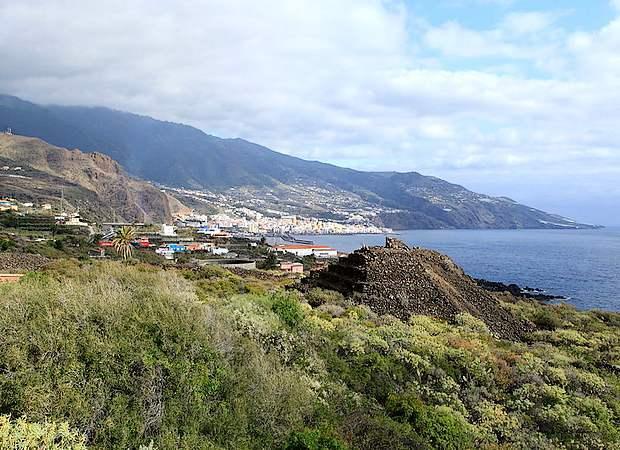 Breña Baja, en la mágica isla de La Palma