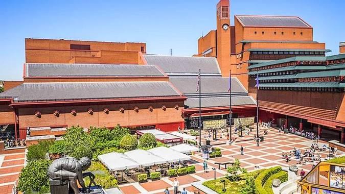 Qué visitar en Londres: la British Library