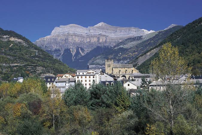 Broto, en el corazón del Pirineo aragonés