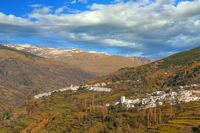 Bubión, un bello pueblo en la Alpujarra de Granada