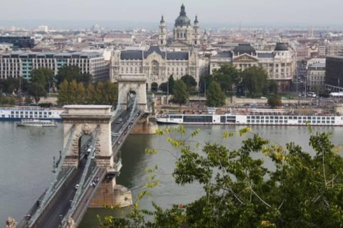 Budapest, dos ciudades en una