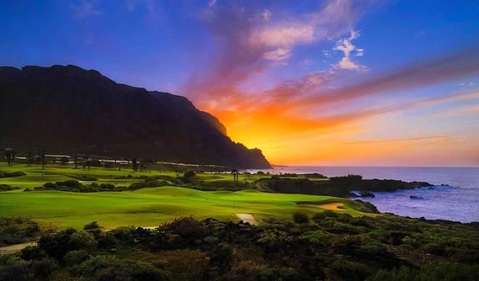 El Buenavista Golf Club, en Tenerife