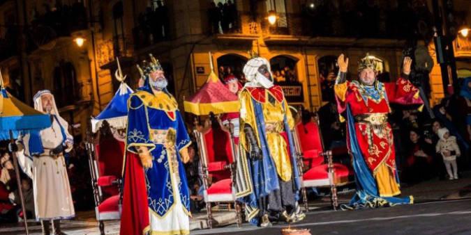 La cabalgata de reyes más antigua de España