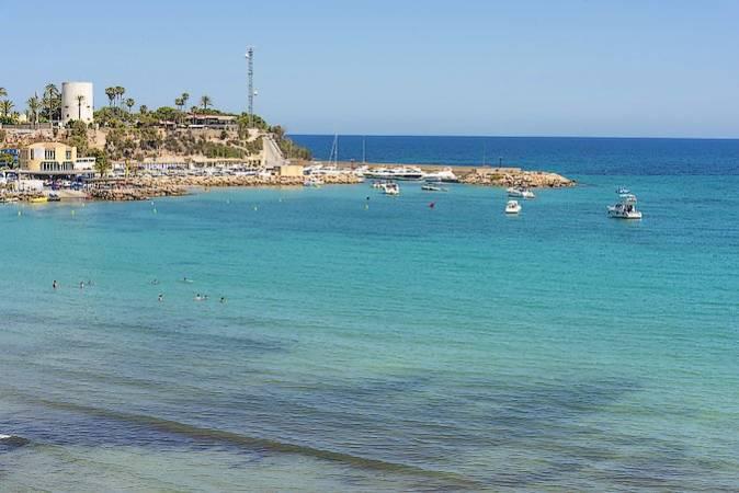 Cabo Roig, en la Costa Blanca de Alicante