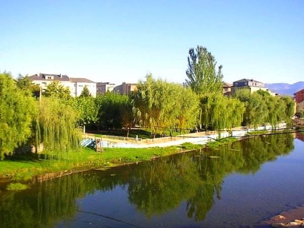 Cacabelos, en el corazón del Bierzo, en León