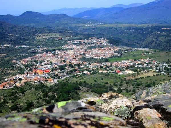 Cadalso de los Vidrios, en la Sierra Oeste de Madrid