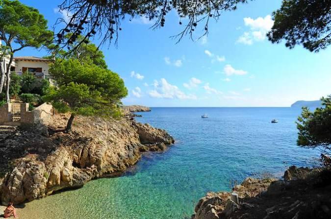 Descubriendo Cala Ratjada, en Mallorca