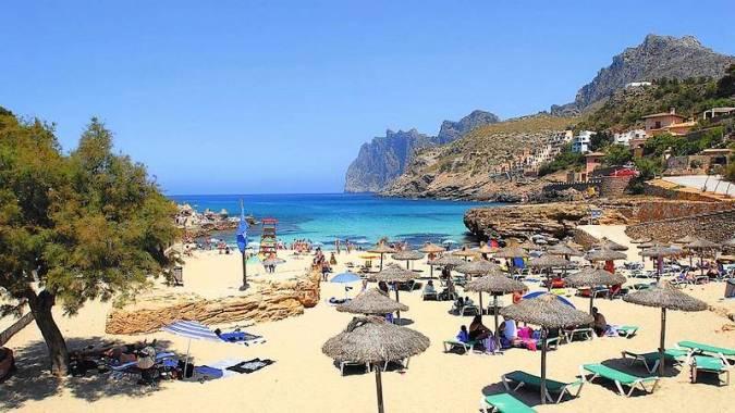 Cala San Vicente, todo un lujo en Mallorca
