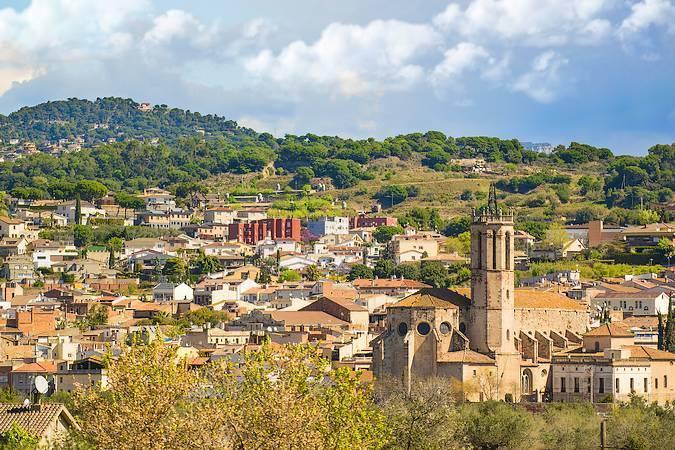 Caldes de Montbui, turismo termal en Barcelona
