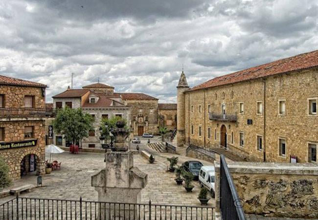Caleruega: el encanto de un pueblo tradicional en Burgos