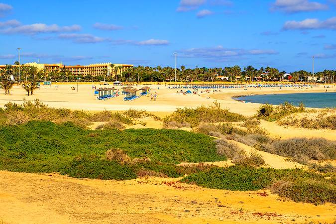 Escapada a Caleta de Fuste, en Fuerteventura