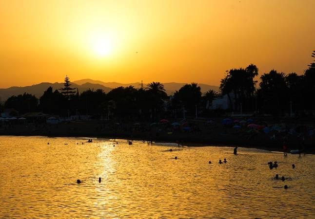 Caleta de Vélez, un buen destino veraniego en Málaga